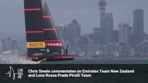 36th America's Cup: Will tim...