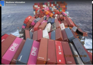 Gefahr für die Navigation, h...