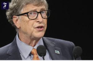 Bill Gates nennt positive Fol...