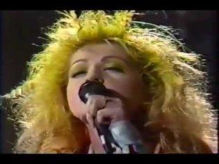 True Colors (Live Letterman 1...
