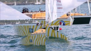 Voile : National Corsaires 2...