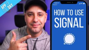 How to Use Signal Private Me...