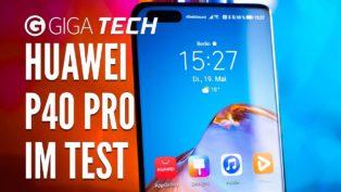 Huawei P40 Pro im Test:  Mach...