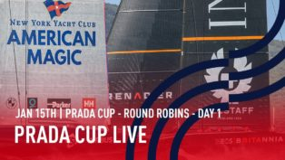 PRADA AMERICA'S CUP  -   JAN ...