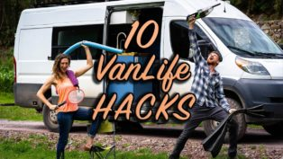 VAN LIFE HACKS | 10 things y...