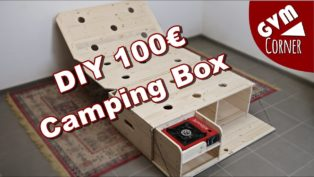 DIY 100€ Camping Box / Campin...