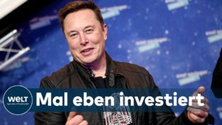 ELON MUSK - Tesla kauft für 1...