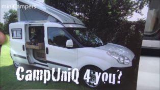 Fiat Doblo - Mini Camper 2018