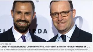 Firma von Spahns Ehemann verk...