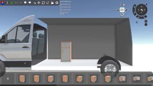 Vanspace 3D - damit plant ihr...