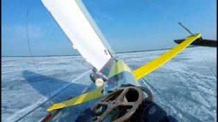 S8 iceboat | Open 8-meter cla...