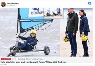 Prince William und Kate haben...