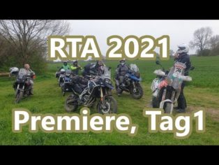 RTA Premiere, Tag 1, Offroad ...