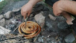 Outdoor Küche - Kein Öl an di...