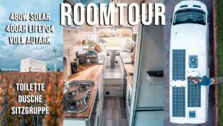 Roomtour ‖ L4H3 Ausbau für au...