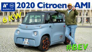 2021 Citroen AMI - Kaufberatu...