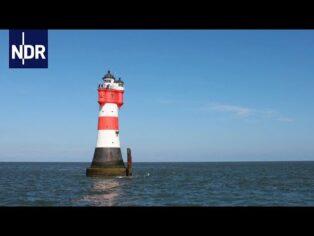 Leuchtturm Roter Sand | Unser...