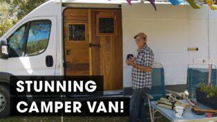 Campervan with Bathroom