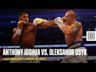 FIGHT HIGHLIGHTS | Anthony Jo...